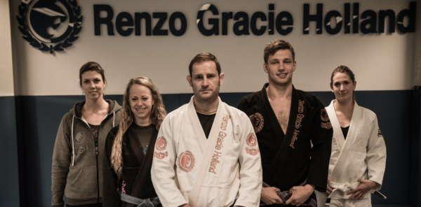 Video's Renzo Gracie Holland